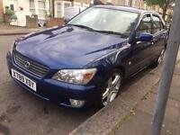 Lexus is200 sport 2.0l petrol 6-gears