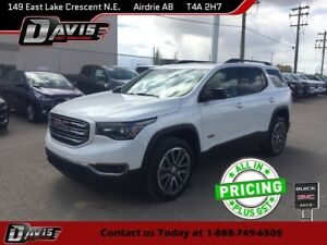 2017 GMC Acadia SLT-1 ALL WHEEL DRIVE, BOSE AUDIO, DUAL PANEL...