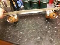 Mongoose 22inch street surf skateboard