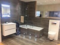 Bathrooms fitted from £2500