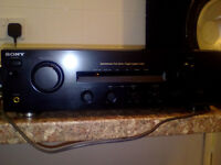 Sony TAFE370 amp very good condition
