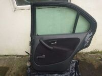 MG ZS 180 / Rover 45 saloon rear OS (drivers side) door (from 2002 reg)