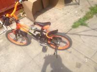 Children Strike bike 16 inch