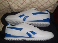 2 Pairs of brand new Reebok men's Trainers, never worn....to fit size 10 to 11.