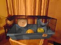 LARGE HAMSTER CAGE - NEW