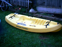 ocean frenzy kayak. the most populay s o t