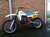 1983 KTM 250 MOTOCROSS. SENSIBLE OFFERS CONSIDERED.