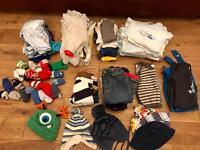 Boys clothes 6-9 months.