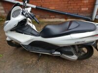CHEAP HONDA PCX 125CC