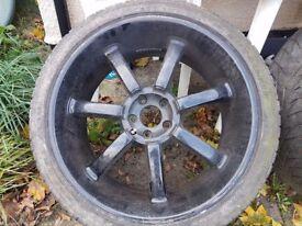 "22"" MB Italia wheels"