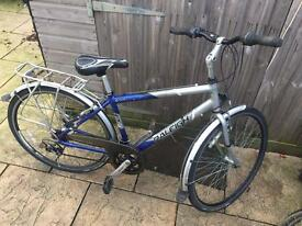 Raleigh Pioneer Metro Unisex Hybrid. Serviced, Free D-Lock, Lights, Delivery