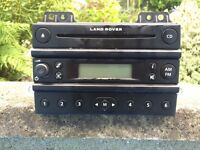 Freelander 1 td4 radio