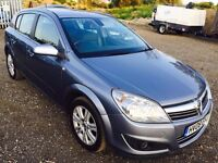 2008 Vauxhall Astra AUTOMATIC **FULL SERVICE HISTORY**LONG MOT**2 KEYS**2 F keepers**4 New Tiers