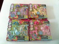 My Little Pony Bundle Of 4 Pop Starter Kits New