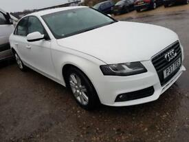 Audi A4 saloon special editions 2.0 TDI