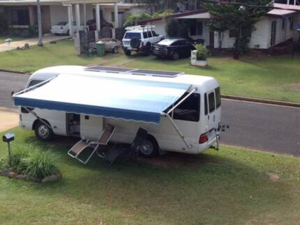 1995 Toyota COASTER Motorhome Woree Cairns City Preview