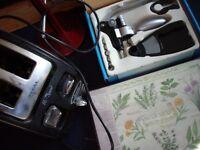 toaster / corkscrew