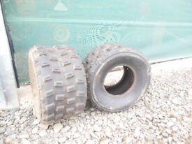 Duro Tyres for Quad Bike
