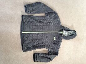 BLACK NORTH FACE JACKET