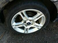 "2011 FORD FIESTA ZETEC S mk7 mk8 16"" ALLOY WHEEL *SINGLE*"