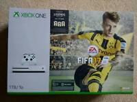X Box One S Fifa 17 console 1TB