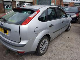 Focus 3 drivers side rear door glass 2004