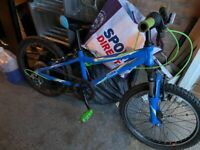 22 inch cuda mountain bike