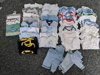 Newborn baby boy bundle