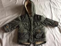9-12 months coat