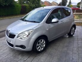 2008 VAUXHALL AGILA DESIGN 1.3 CDTI DIESEL 5 DR MANUAL ONLY 90,000 MILES!!!!!