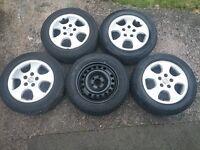 Vauxhall Astra G Mk4 Alloy Wheels