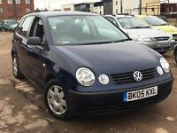 Volkswagen Polo 1.4 Twist 2005 + FULL SERVICE HISTORY + 1 LADY KEEPER + DRIVES SUPERB