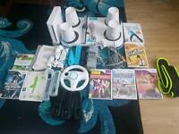Wii with lots of bits
