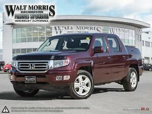 2013 Honda Ridgeline TOURING LOCALLY OWNED, ONE OWNER, TOW HITCH