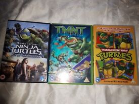 mutant turtles dvds