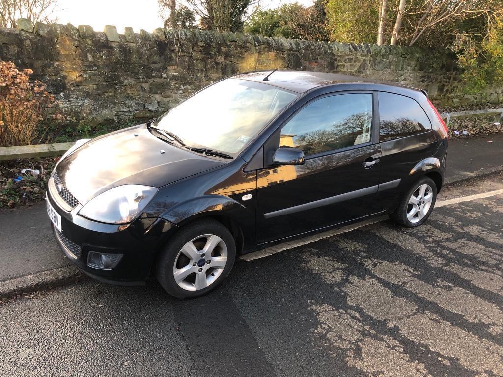 2006 Ford Fiesta 1.2 petrol (Full mot)