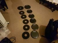 Alesis DM10 spare plastic drum heads