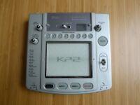 Excellent Condition Korg Kaoss Pad 2 KP2 Effect Processor & Sampler with Original Box & Power Supply