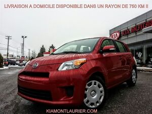 2013 Scion xD Auto. A/C + CRUISE + 19956 KM