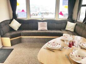 VALUE FOR MONEY! 3 bedroom static caravan sited in Norfolk nr wells.200m to beach.2018 site fees inc