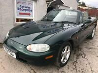 MAZDA MX5 STUNNING CAR IN AND OUT NEW MOT LOW MILES