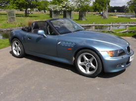 BMW Z3 1997 140BHP FANTASTIC CONDITION, SAME OWNER SINCE 2011 - NEW REAR SCREEN SUPPLIED