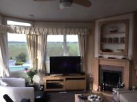 Caravan for sale on a pitch at todber valley Gisburn