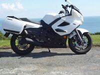 WK650TR sports tourer for quick sale