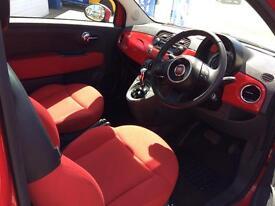 Fiat 500 1.2 petrol semi automatic
