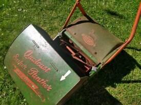 Vintage Qualcast Super Panther Push Mower