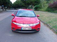 Honda Civic 1.4 i DSI SE 5dr,,,,,,,,£3,495 p/x welcome