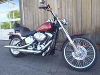 2008 FXSTC Softail Custom