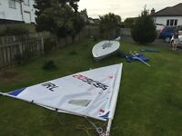 Laser Radial Sailing Dinghy 209096 for Sale EXCELLENT CONDITION