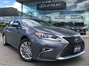 2016 Lexus ES 350 Navi Backup Cam Leather Sunroof